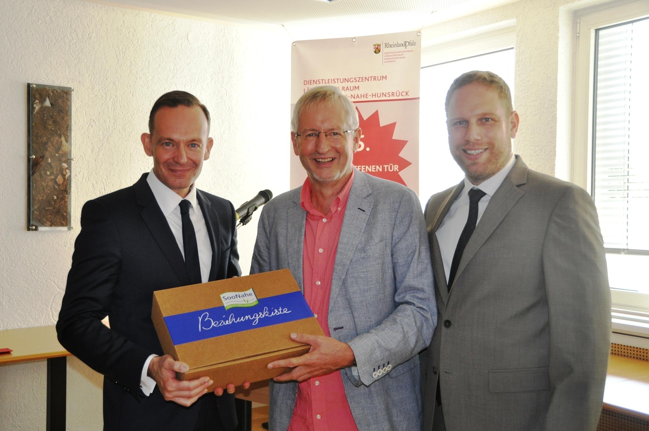 Minister Dr. Volker Wissing hielt die Festrede